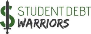 Student Debt Warriors Logo