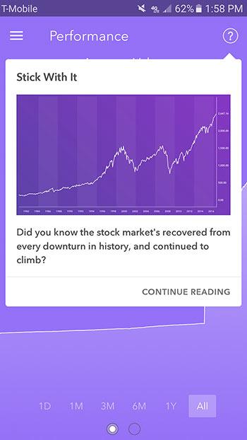 Acorns Investment App_Lesson Example