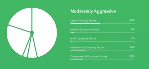 Acorns New Moderately Aggressive Portfolio