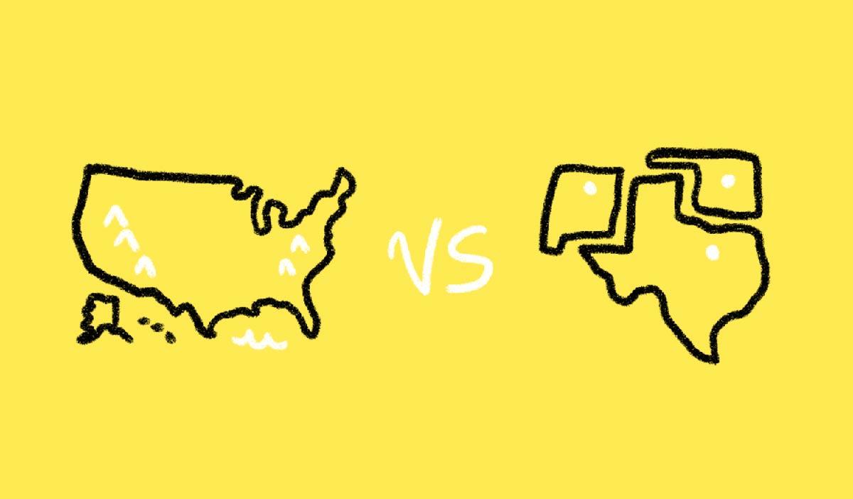 Federal vs State College Grants