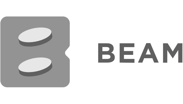 Beam Bank PNG Grayscale