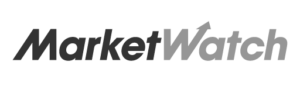 MarketWatch Logo PNG Grayscale