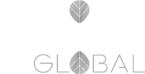 thrive global logo png grayscale